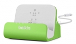 Док-станции Док-станция для iPhone 5 / 5S Belkin Charge + Sync Dock, цвет green (F8J045btGRN)
