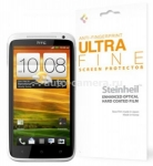 Матовая защитная пленка для HTC One X SGP Steinheil Ultra Fine Screen Protector (SGP09060)