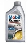 Масло Mobil 5W-30 Super 3000 XE 160015, 1л