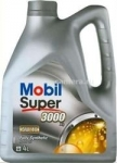 Масло Mobil 5W-40 Super3000, 4л