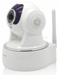 Видеоняня Ramili WiFi Baby Monitor RV800 HD, цвет white
