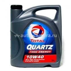 Масло Total 10W-40 QUARTZ 7000 ENERGY 169153, 5л